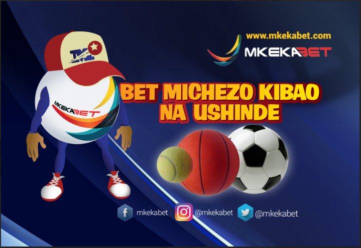 MkekaBet Tanzania app